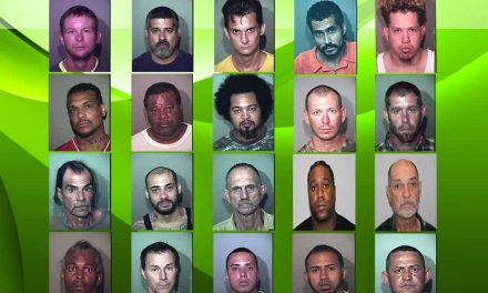 Joint law enforcement operation nets 67 non-compliant sex offenders and predators in Osceola