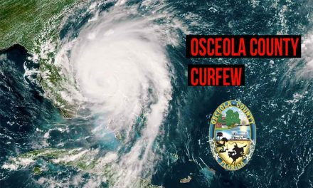 Osceola County's Curfew Begins Tonight at 11pm Ahead of Hurricane Dorian