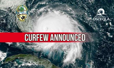 Osceola County Announces Nightly Curfew Ahead of Hurricane Dorian