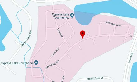 Precautionary Boil Water Advisory Issued to  Cypress Bay Blvd. Area has Been Lifted