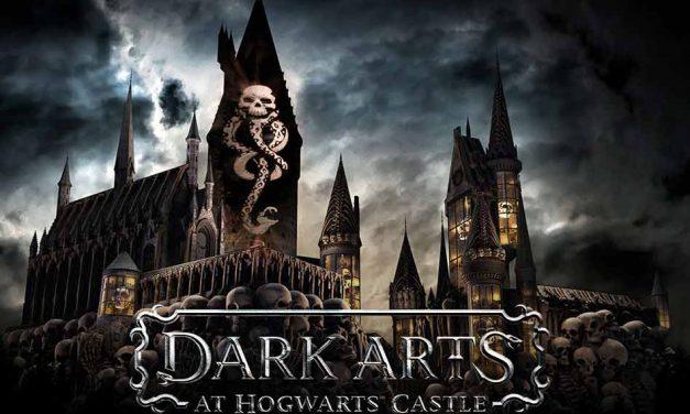 Experience Dark Arts at Hogwarts Castle at Universal Orlando Resort