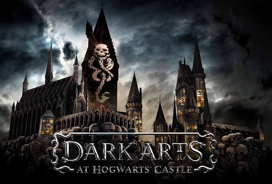 Experience Dark Arts at Hogwarts Castle at Universal Orlando Resort