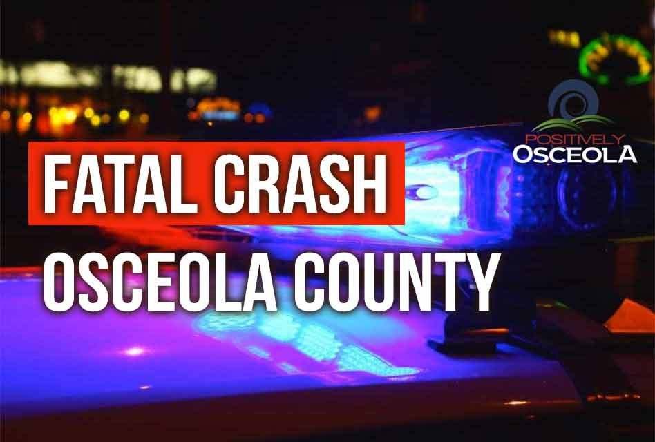 Florida Troopers on the scene of a fatal crash in Kissimmee