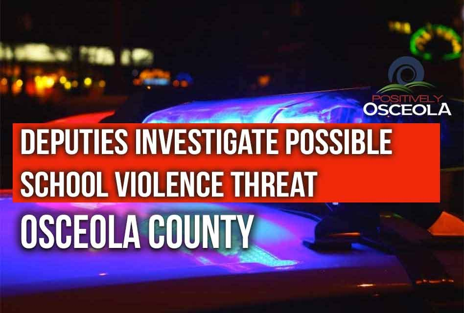 "Horizon Middle School Students in Osceola County Accused of Creating ""Safe List"" and ""Stab List"""