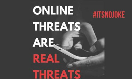 "School District and Law Enforcement Say Making Online Threats is ""No Joke"""