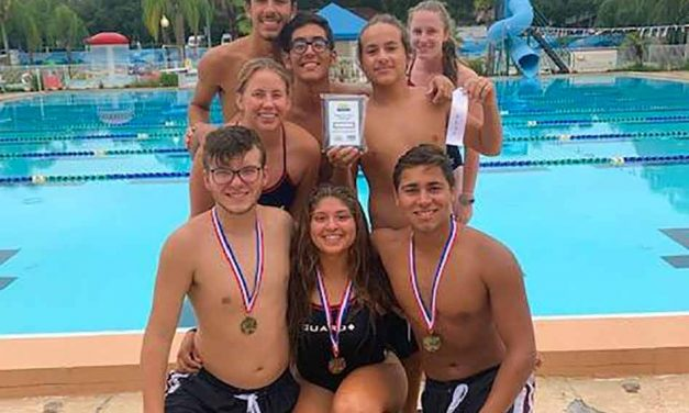 City of Kissimmee Lifeguards Take Home 3rd Place Trophy at Lifeguard Games