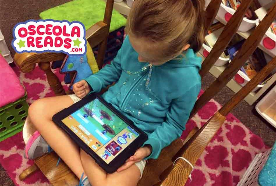 Osceola Reads, Encouraging Early and Consistent Reading Through Free Reading App