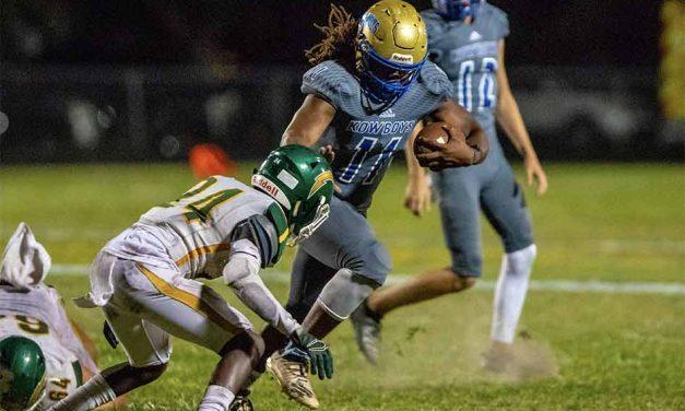 Friday Night's Osceola Varsity Football Winners: Osceola, St. Cloud, Harmony, Poinciana