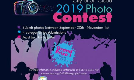 "Your chance to capture ""your"" St. Cloud in the city's 2019 Photography Contest and win a camera!"