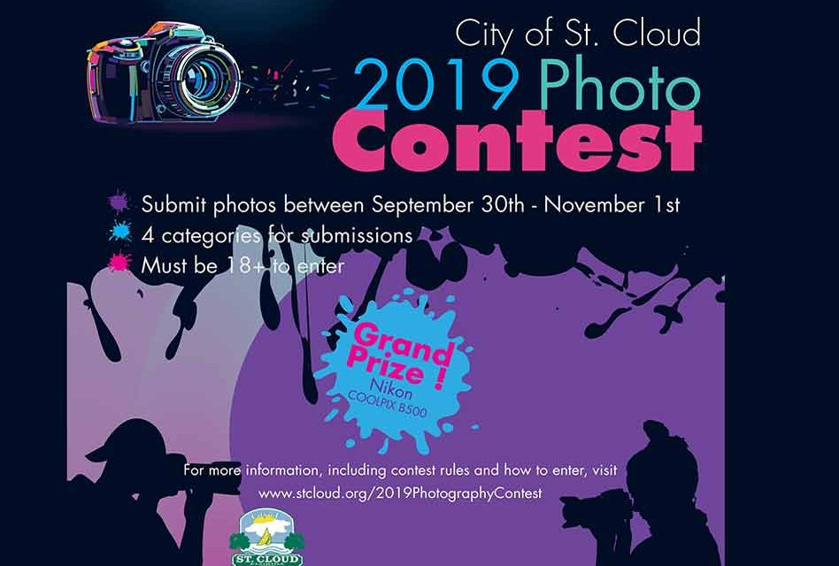 """Your chance to capture """"your"""" St. Cloud in the city's 2019 Photography Contest and win a camera!"""