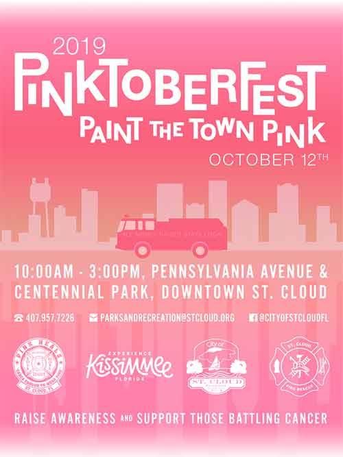Pinktoberfest St. Cloud