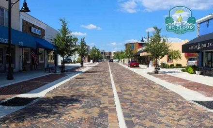 City of St. Cloud Wins State Award for Downtown Revitalization Project
