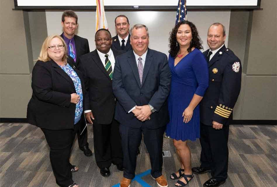 City of St. Cloud Leaders Graduate from Certified Public Manager Program