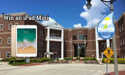 St. Cloud Utilities Customers Could Win an iPad Mini