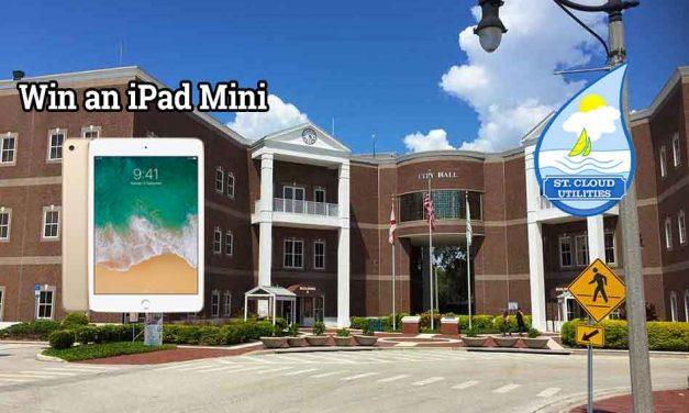 St. Cloud Utilities Customers Could Win an iPad Mini