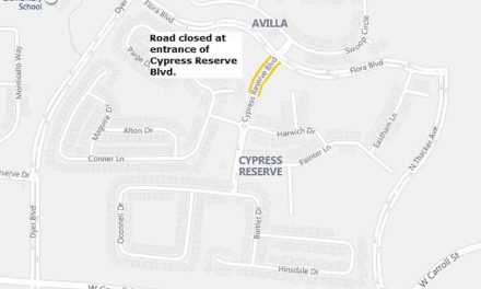 Toho Water Authority announces temporary closure to the entrance of Cypress Reserve Villas in Kissimmee