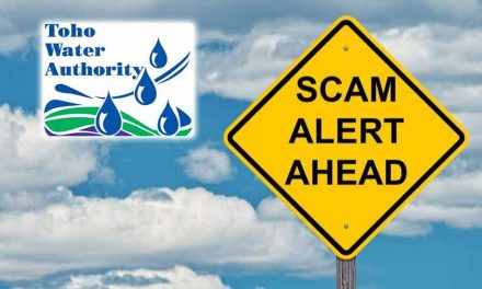 Toho Water Authority warns of two payment scams in the community