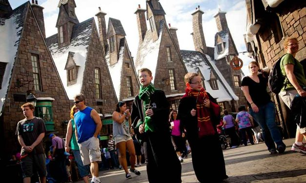 Win a Dream Vacation to Universal Orlando Resort's Wizarding World of Harry Potter