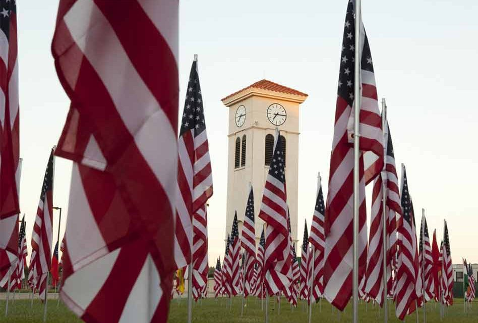 Valencia College's Osceola Campus to Host Annual 9/11 Memorial Service Wednesday