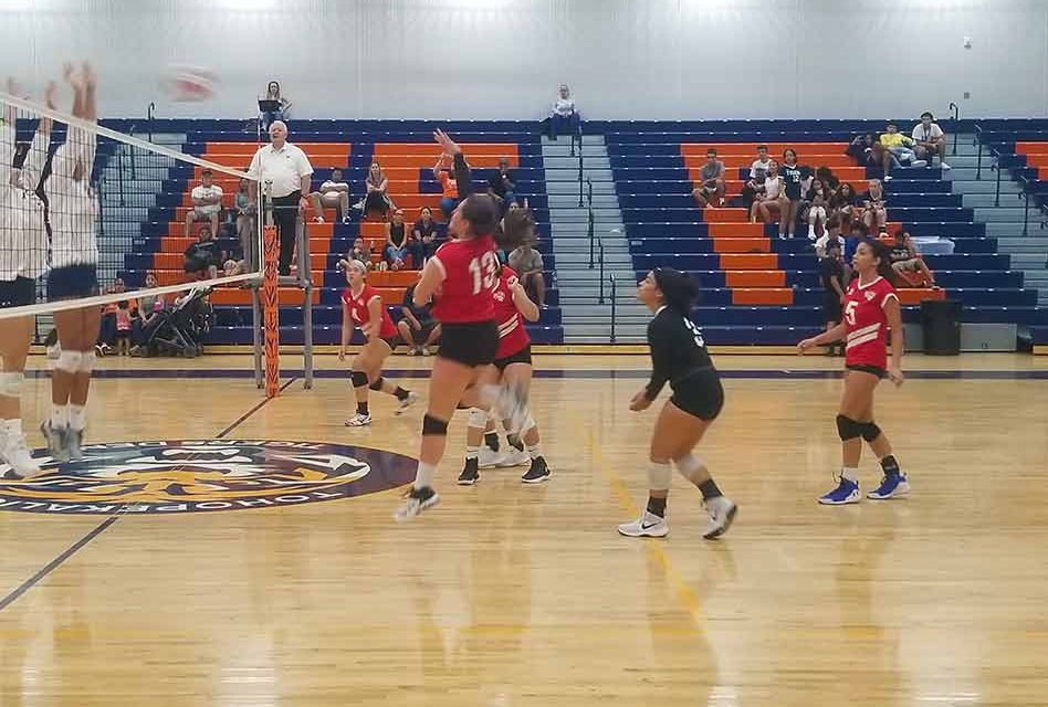 Tohopekaliga Takes Upset Win in OBC Volleyball Tournament, Faces Osceola in Tonight's Semifinal