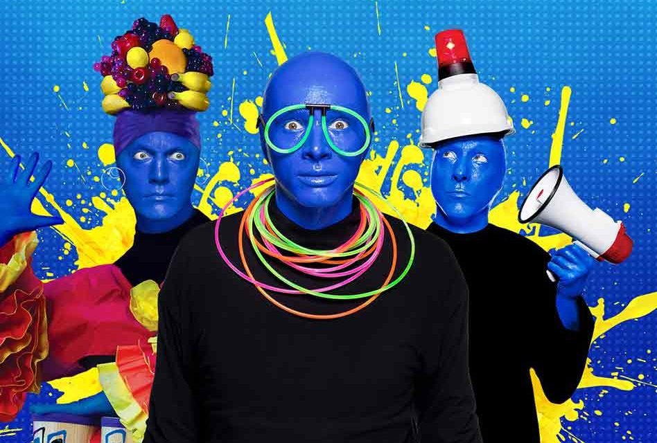 Florida residents offered discount for Blue Man Group performance at Universal CityWalk