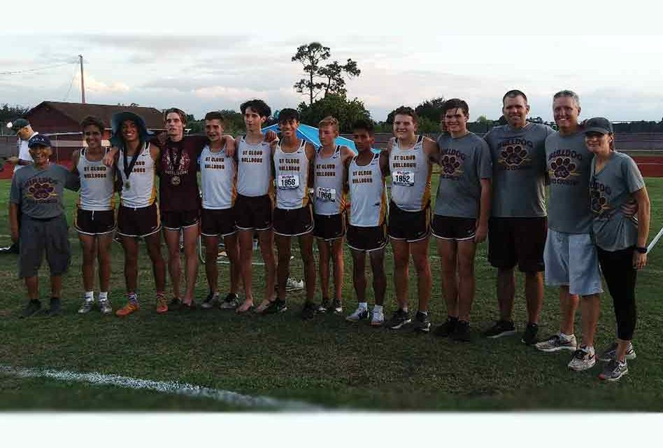 St. Cloud narrowly wins boys' Cross Country for third OBC fall title; Lady Longhorns romp