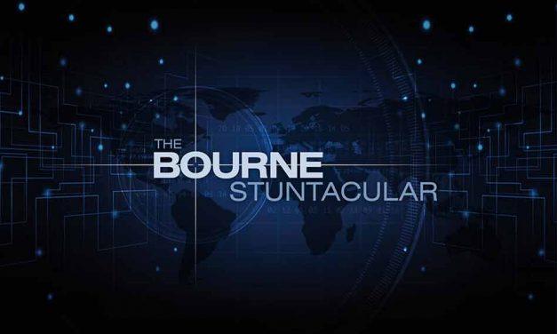 Universal Orlando Resort to debut the Bourne Stuntacular LIVE Action Stunt Show Spring 2020