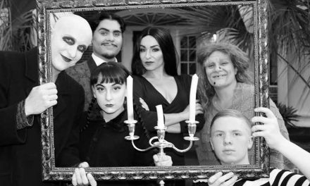 Osceola Arts' Addams Family… Wonderfully and Mysteriously Spooky!