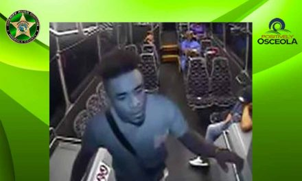 Man strikes Lynx bus driver in the face, Osceola deputies requesting public's help