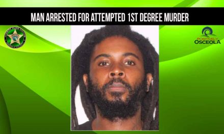 Osceola County Sheriff's deputies track down and arrest 1st degree murder suspect in St. Cloud