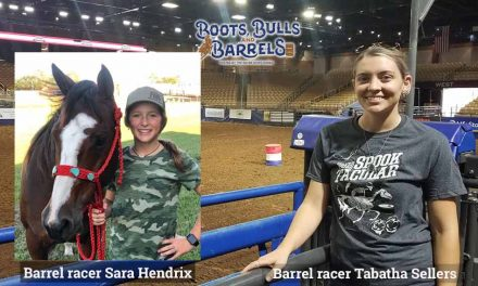 Boots, Bulls and Barrels tonight at 7:30pm in Kissimmee attracting rodeo talent of all ages!