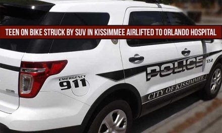Police attempting to identify boy hit by SUV while riding bike in Kissimmee Monday morning