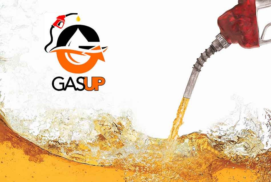 With GasUp, the gas station is where YOU are!