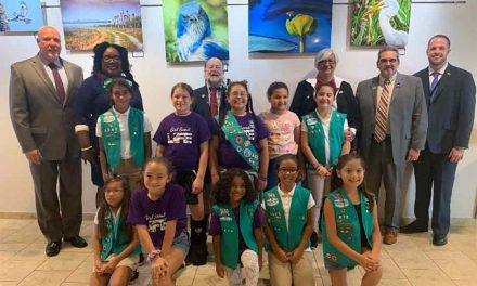 "City of Kissimmee hosts ""Inside Government"" Day with Girl Scouts of Citrus"