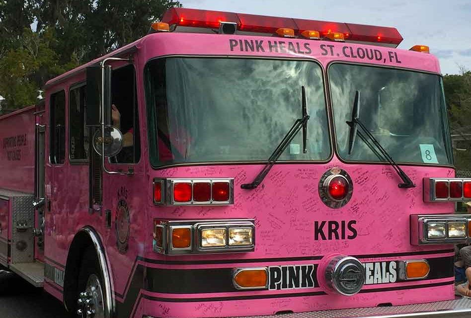 "It's time again to ""Paint St. Cloud Pink"", help cancer battlers, at Pinktoberfest Saturday Oct. 12"