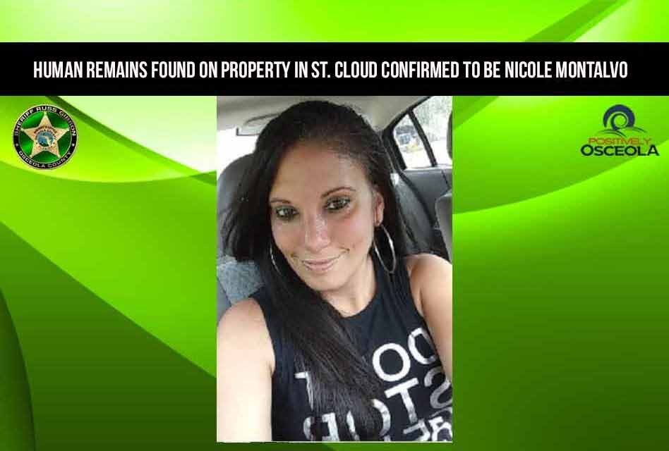 Human Remains Found on 5-Acre Property in St. Cloud Confirmed as Nicole Montalvo