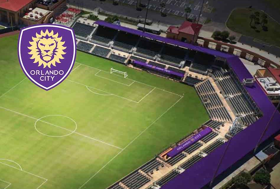 Orlando City B soccer team will play in Osceola County Stadium starting in 2020