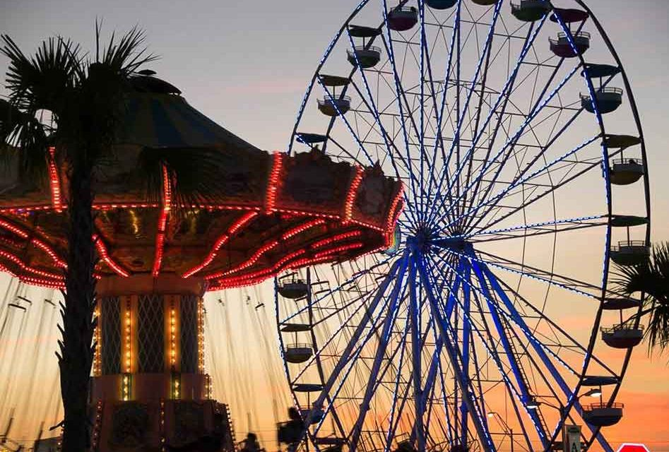 Get ready for the impressive entertainment lineup coming to the 2020 Osceola County Fair!