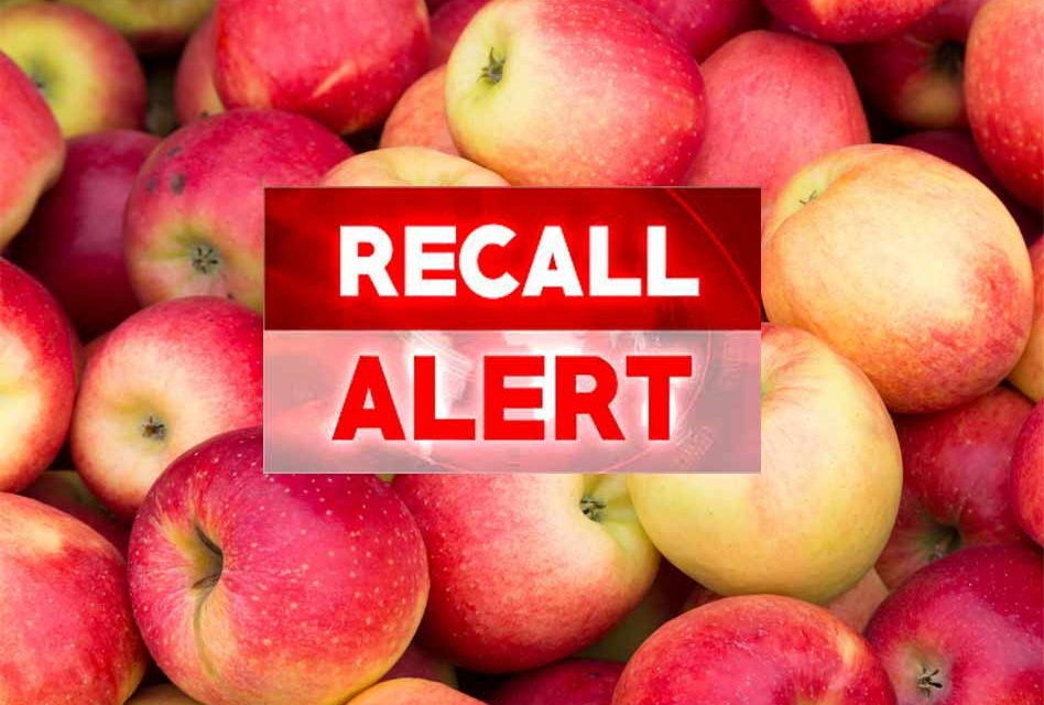 North Bay Produce apples recalled for possible listeria contamination