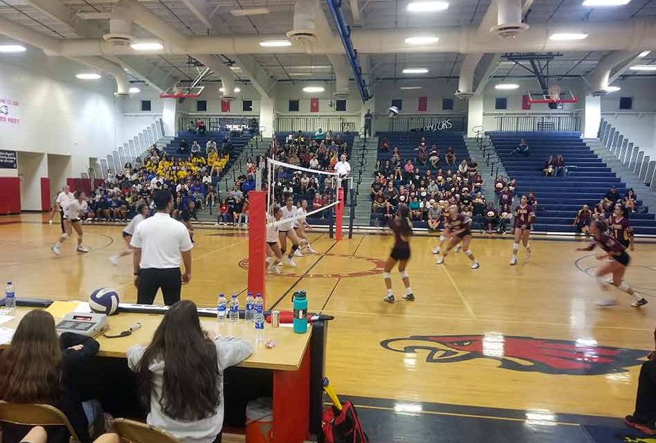 Osceola, St. Cloud host district volleyball semifinals Tuesday as No. 1 seeds
