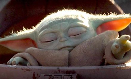 "Is ""Baby Yoda"" the key to the New Republic … er, this Christmas?"
