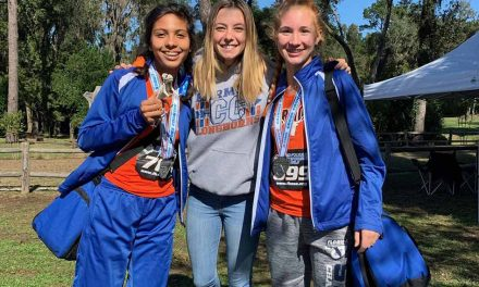 Osceola County cross-country runners earn top 10 spots at state meet; seven on to state swim meets