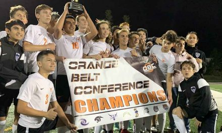 Harmony wins OBC boys soccer title; can ladies make it a Longhorn two-fer?