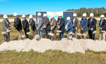 KUA joins in groundbreaking for one of the largest municipal solar power projects in the nation.