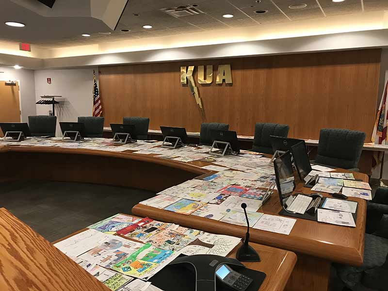 Seven Apply for KUA Board of Directors vacancy