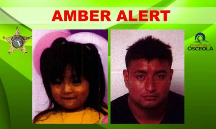 Amber Alert issued for 2-year-old Florida girl who could be with 23-year-old man