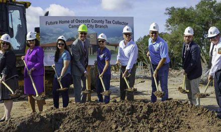 Osceola County Tax Collector's office breaks ground on Campbell City location, due to open May 2020
