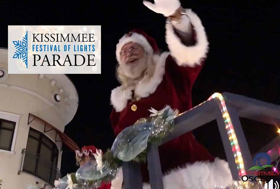 Kissimmee Christmas Parade 2020 Candy Land at Christmas in Kissimmee    time to register for the
