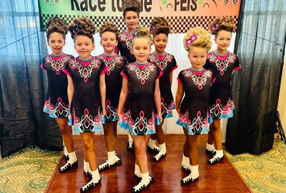 Osceola County's national champion youth Irish dancers earn a trip to World Championship in Ireland