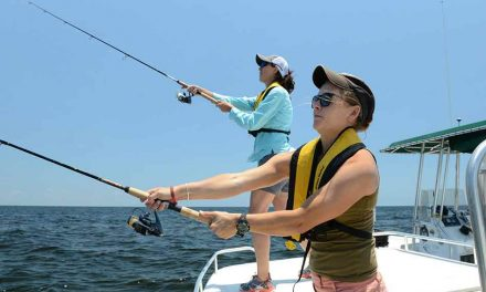 Celebrate Thanksgiving weekend with license-free saltwater fishing Saturday, Nov. 30